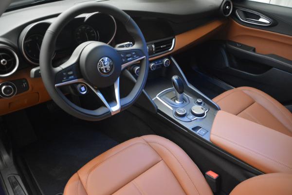 New 2017 Alfa Romeo Giulia Q4 for sale Sold at Bentley Greenwich in Greenwich CT 06830 12