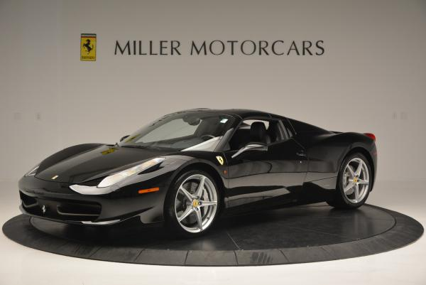 Used 2013 Ferrari 458 Spider for sale Sold at Bentley Greenwich in Greenwich CT 06830 14