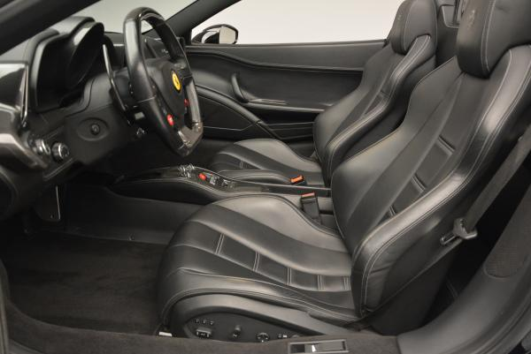 Used 2013 Ferrari 458 Spider for sale Sold at Bentley Greenwich in Greenwich CT 06830 26