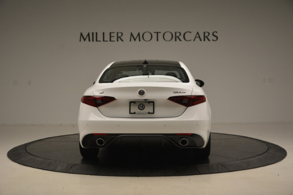 New 2017 Alfa Romeo Giulia Ti Sport Q4 for sale Sold at Bentley Greenwich in Greenwich CT 06830 6