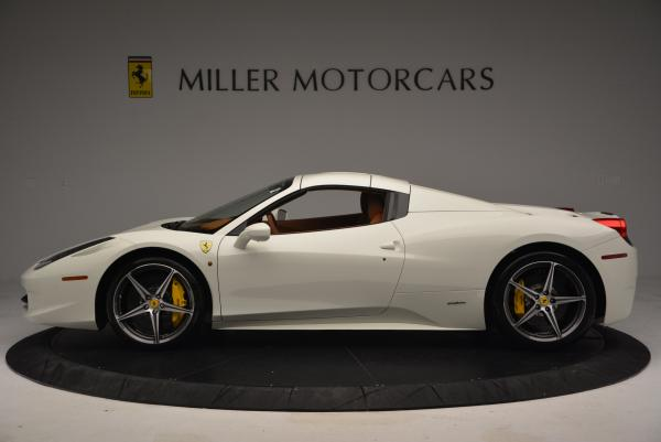 Used 2012 Ferrari 458 Spider for sale Sold at Bentley Greenwich in Greenwich CT 06830 15
