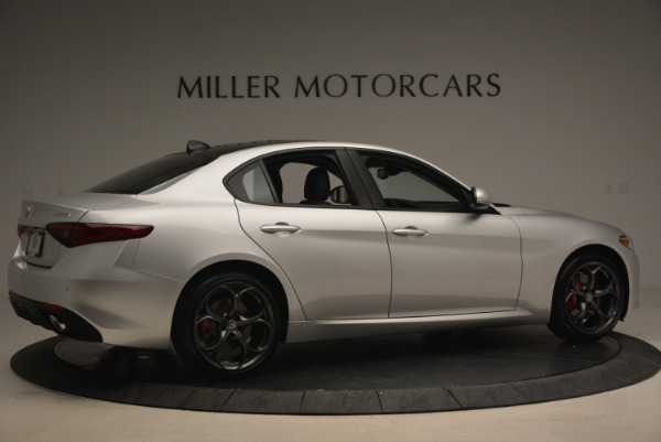 New 2017 Alfa Romeo Giulia Ti Q4 for sale Sold at Bentley Greenwich in Greenwich CT 06830 8