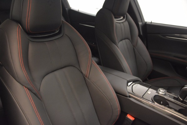 New 2017 Maserati Ghibli SQ4 S Q4 Nerissimo Edition for sale Sold at Bentley Greenwich in Greenwich CT 06830 19