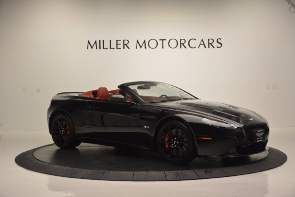Used 2015 Aston Martin V12 Vantage S Roadster for sale Sold at Bentley Greenwich in Greenwich CT 06830 10