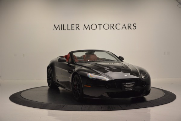 Used 2015 Aston Martin V12 Vantage S Roadster for sale Sold at Bentley Greenwich in Greenwich CT 06830 11