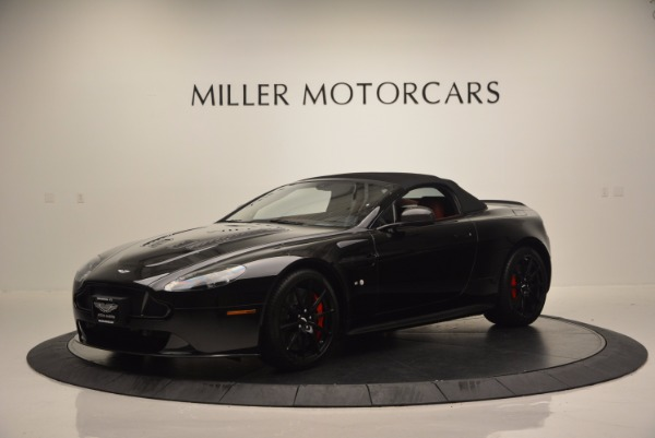 Used 2015 Aston Martin V12 Vantage S Roadster for sale Sold at Bentley Greenwich in Greenwich CT 06830 14