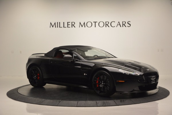 Used 2015 Aston Martin V12 Vantage S Roadster for sale Sold at Bentley Greenwich in Greenwich CT 06830 16