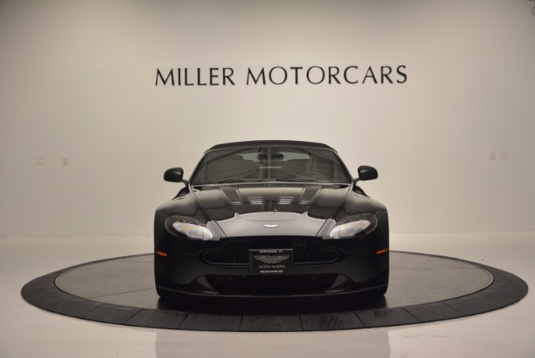 Used 2015 Aston Martin V12 Vantage S Roadster for sale Sold at Bentley Greenwich in Greenwich CT 06830 18