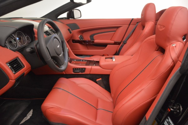 Used 2015 Aston Martin V12 Vantage S Roadster for sale Sold at Bentley Greenwich in Greenwich CT 06830 20
