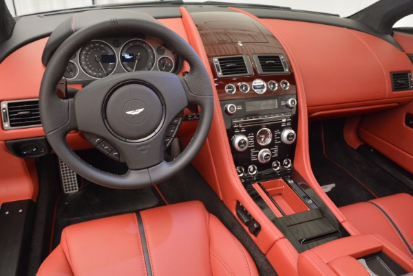 Used 2015 Aston Martin V12 Vantage S Roadster for sale Sold at Bentley Greenwich in Greenwich CT 06830 21