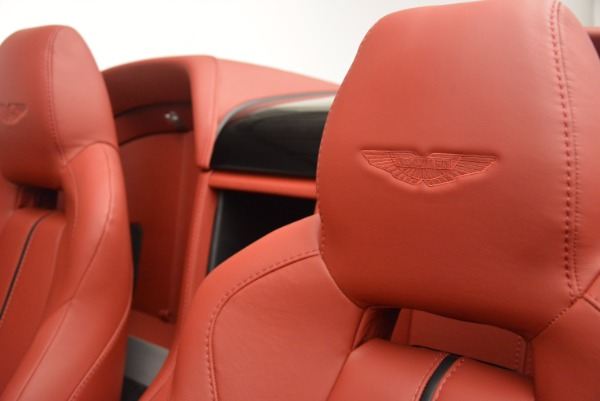 Used 2015 Aston Martin V12 Vantage S Roadster for sale Sold at Bentley Greenwich in Greenwich CT 06830 24