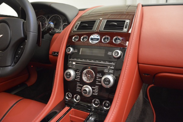 Used 2015 Aston Martin V12 Vantage S Roadster for sale Sold at Bentley Greenwich in Greenwich CT 06830 25