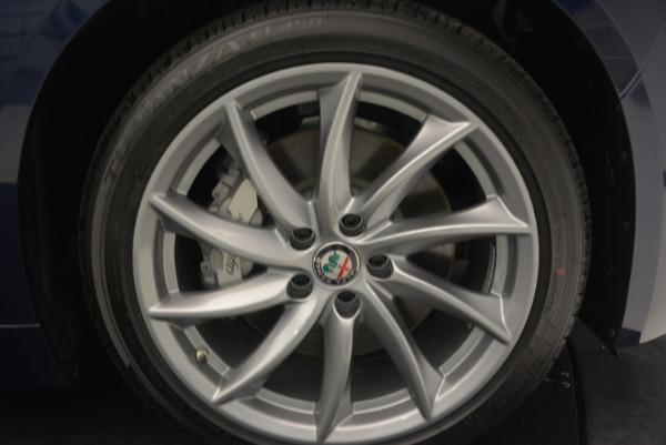 New 2017 Alfa Romeo Giulia Q4 for sale Sold at Bentley Greenwich in Greenwich CT 06830 25