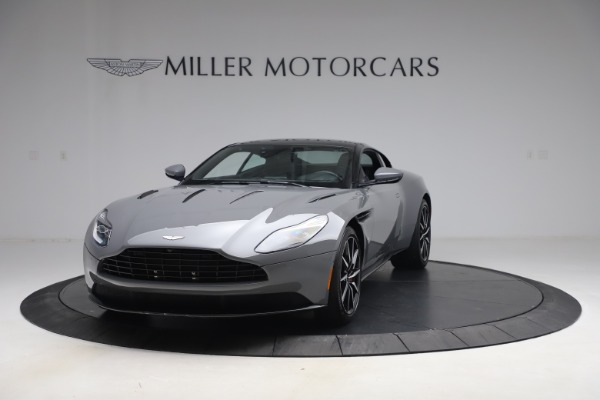 Used 2017 Aston Martin DB11 for sale $149,900 at Bentley Greenwich in Greenwich CT 06830 12