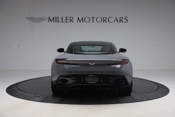 Used 2017 Aston Martin DB11 for sale $149,900 at Bentley Greenwich in Greenwich CT 06830 5