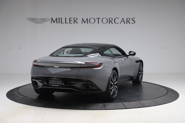 New 2017 Aston Martin DB11 for sale Sold at Bentley Greenwich in Greenwich CT 06830 6