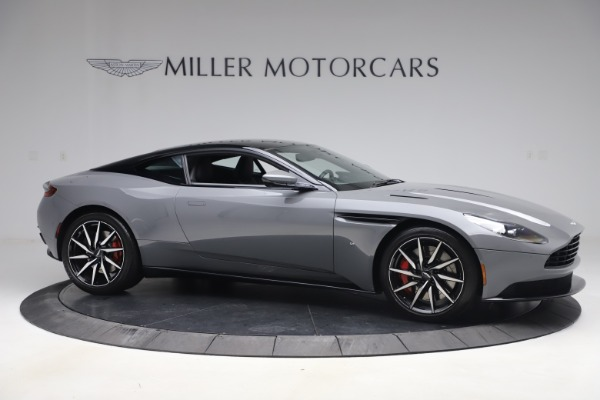 New 2017 Aston Martin DB11 for sale Sold at Bentley Greenwich in Greenwich CT 06830 9