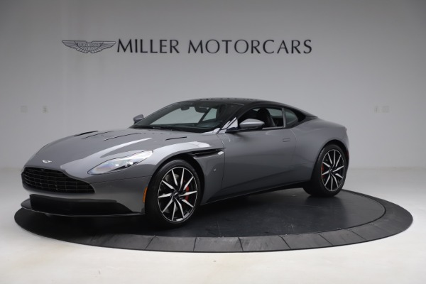 New 2017 Aston Martin DB11 for sale Sold at Bentley Greenwich in Greenwich CT 06830 1