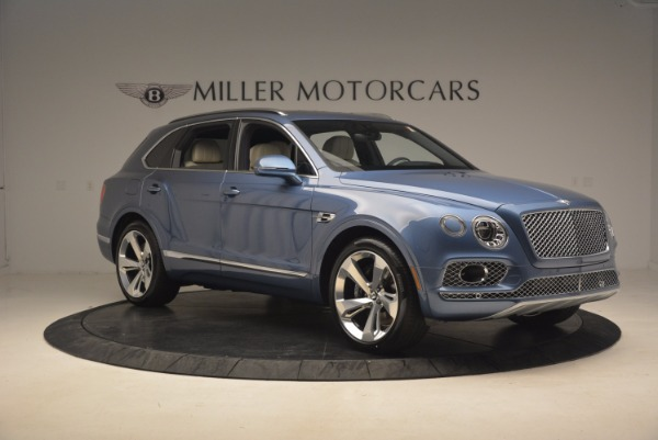 New 2018 Bentley Bentayga for sale Sold at Bentley Greenwich in Greenwich CT 06830 10