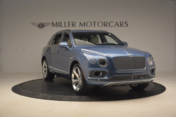 New 2018 Bentley Bentayga for sale Sold at Bentley Greenwich in Greenwich CT 06830 11