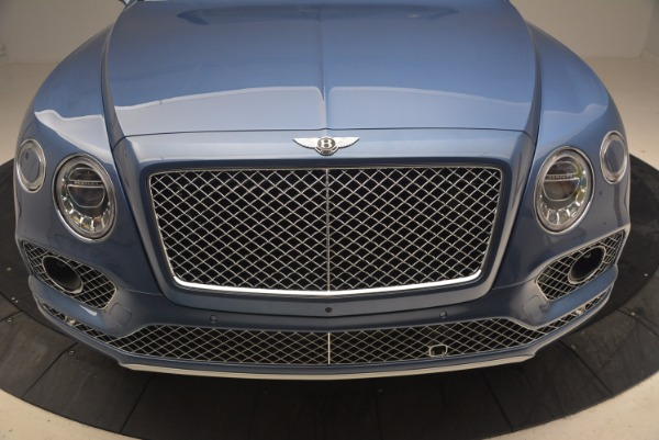 New 2018 Bentley Bentayga for sale Sold at Bentley Greenwich in Greenwich CT 06830 13
