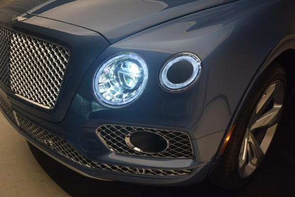New 2018 Bentley Bentayga for sale Sold at Bentley Greenwich in Greenwich CT 06830 16