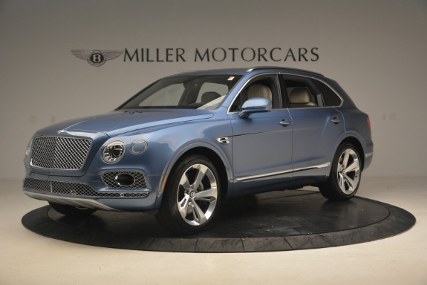 New 2018 Bentley Bentayga for sale Sold at Bentley Greenwich in Greenwich CT 06830 2