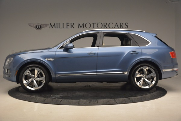New 2018 Bentley Bentayga for sale Sold at Bentley Greenwich in Greenwich CT 06830 3