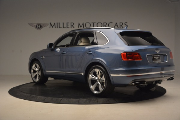 New 2018 Bentley Bentayga for sale Sold at Bentley Greenwich in Greenwich CT 06830 4