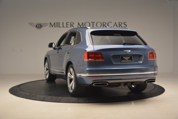 New 2018 Bentley Bentayga for sale Sold at Bentley Greenwich in Greenwich CT 06830 5