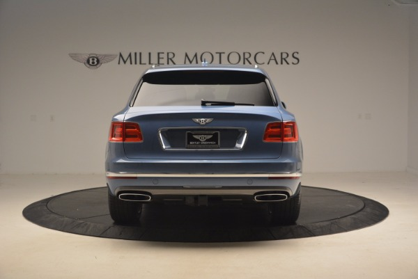 New 2018 Bentley Bentayga for sale Sold at Bentley Greenwich in Greenwich CT 06830 6