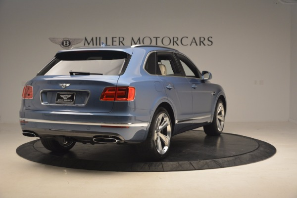 New 2018 Bentley Bentayga for sale Sold at Bentley Greenwich in Greenwich CT 06830 7