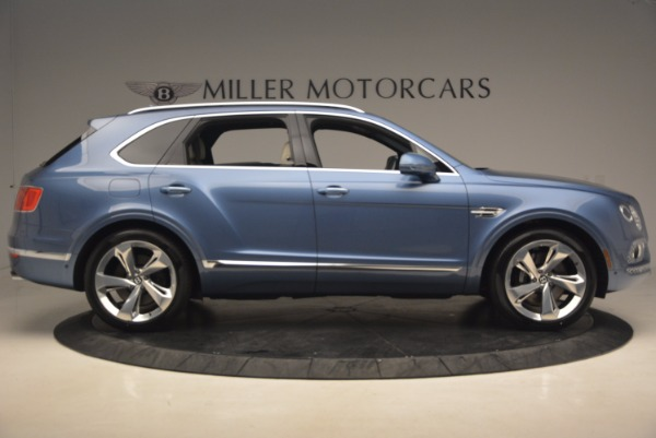 New 2018 Bentley Bentayga for sale Sold at Bentley Greenwich in Greenwich CT 06830 9