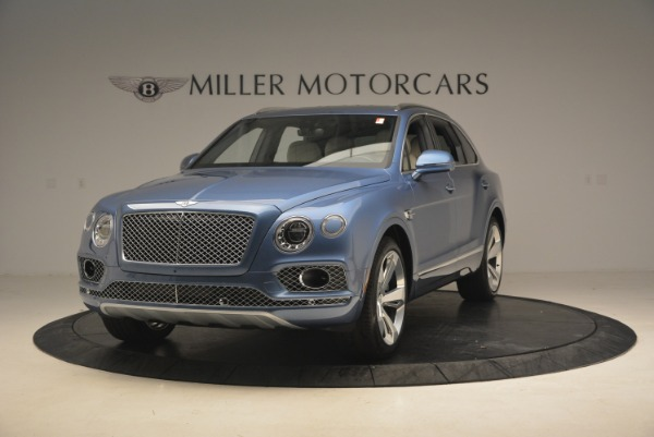 New 2018 Bentley Bentayga for sale Sold at Bentley Greenwich in Greenwich CT 06830 1