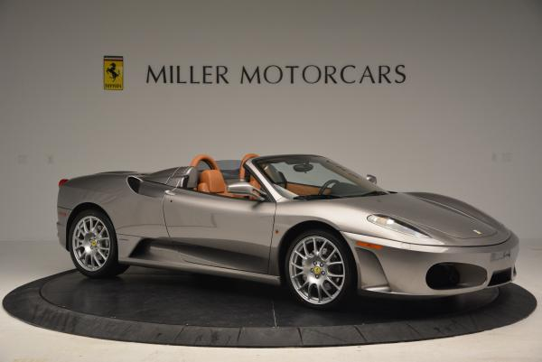 Used 2005 Ferrari F430 Spider 6-Speed Manual for sale Sold at Bentley Greenwich in Greenwich CT 06830 10