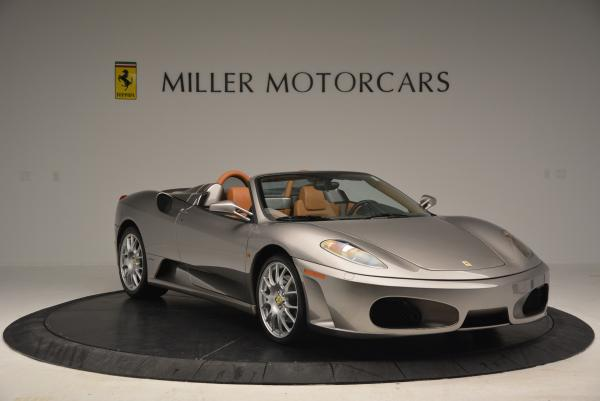Used 2005 Ferrari F430 Spider 6-Speed Manual for sale Sold at Bentley Greenwich in Greenwich CT 06830 11