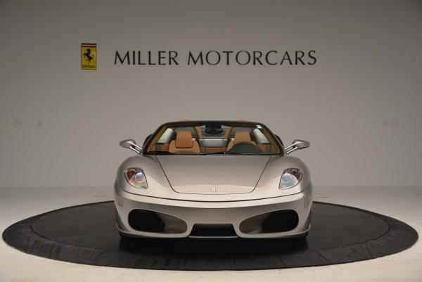 Used 2005 Ferrari F430 Spider 6-Speed Manual for sale Sold at Bentley Greenwich in Greenwich CT 06830 12