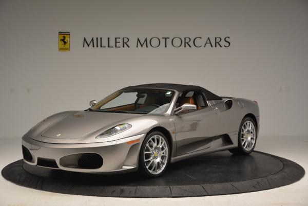 Used 2005 Ferrari F430 Spider 6-Speed Manual for sale Sold at Bentley Greenwich in Greenwich CT 06830 13
