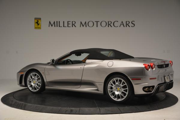Used 2005 Ferrari F430 Spider 6-Speed Manual for sale Sold at Bentley Greenwich in Greenwich CT 06830 16