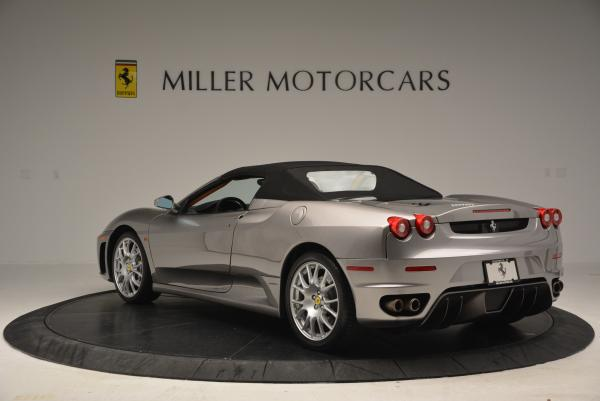 Used 2005 Ferrari F430 Spider 6-Speed Manual for sale Sold at Bentley Greenwich in Greenwich CT 06830 17