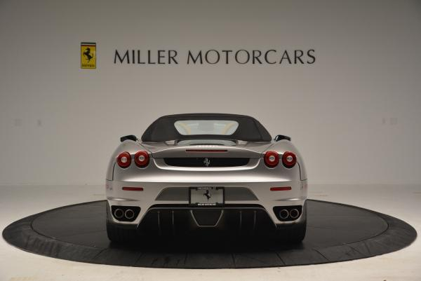 Used 2005 Ferrari F430 Spider 6-Speed Manual for sale Sold at Bentley Greenwich in Greenwich CT 06830 18