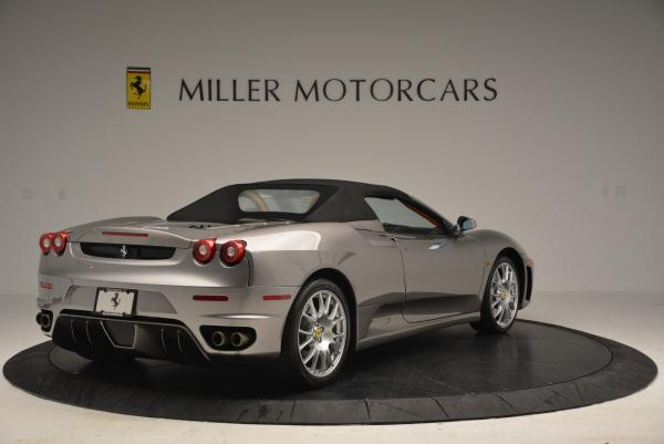 Used 2005 Ferrari F430 Spider 6-Speed Manual for sale Sold at Bentley Greenwich in Greenwich CT 06830 19