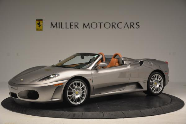 Used 2005 Ferrari F430 Spider 6-Speed Manual for sale Sold at Bentley Greenwich in Greenwich CT 06830 2