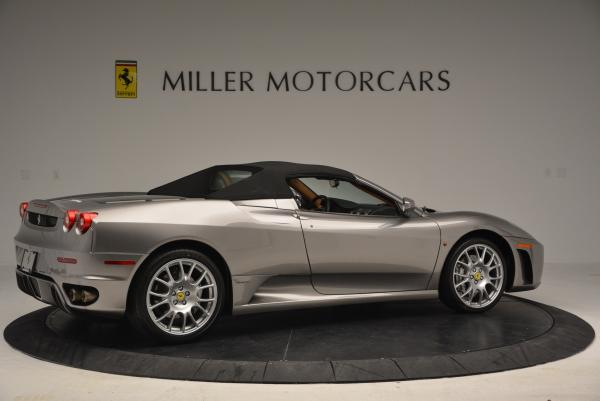 Used 2005 Ferrari F430 Spider 6-Speed Manual for sale Sold at Bentley Greenwich in Greenwich CT 06830 20
