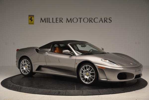 Used 2005 Ferrari F430 Spider 6-Speed Manual for sale Sold at Bentley Greenwich in Greenwich CT 06830 22
