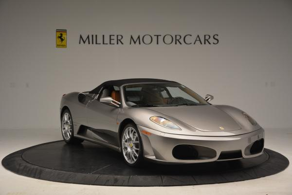Used 2005 Ferrari F430 Spider 6-Speed Manual for sale Sold at Bentley Greenwich in Greenwich CT 06830 23