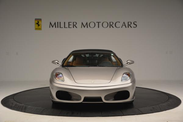 Used 2005 Ferrari F430 Spider 6-Speed Manual for sale Sold at Bentley Greenwich in Greenwich CT 06830 24