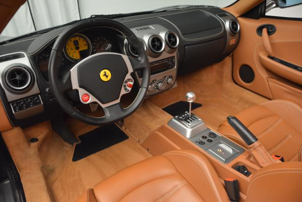 Used 2005 Ferrari F430 Spider 6-Speed Manual for sale Sold at Bentley Greenwich in Greenwich CT 06830 25