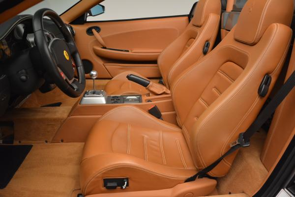 Used 2005 Ferrari F430 Spider 6-Speed Manual for sale Sold at Bentley Greenwich in Greenwich CT 06830 26