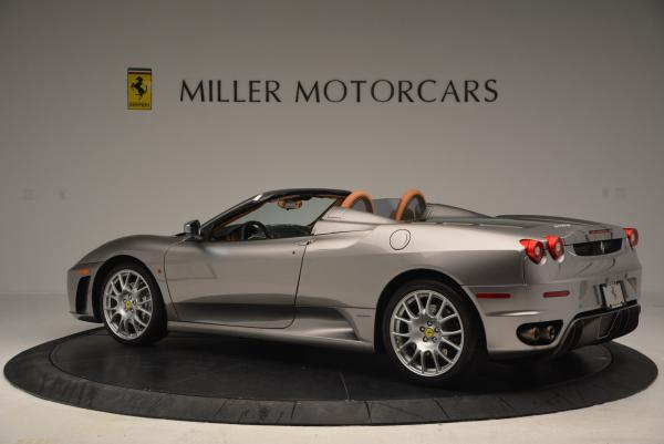 Used 2005 Ferrari F430 Spider 6-Speed Manual for sale Sold at Bentley Greenwich in Greenwich CT 06830 4